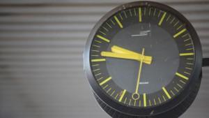 horloge-transport